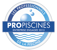 logo Propiscine® bordeaux
